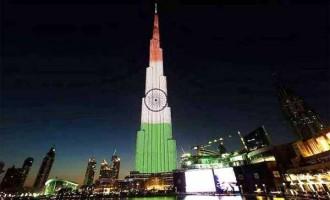 Burj Khalifa to lit up in Indian Tricolour