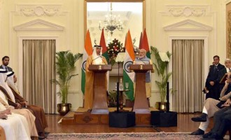 UAE important partner in India's growth story: Modi