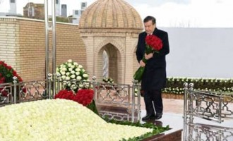 ISLAM KARIMOV'S BIRTHDAY CELEBRATED ALL OVER THE COUNTRY
