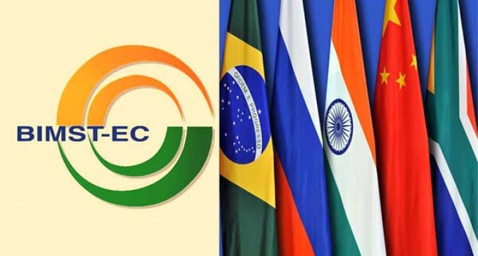 India offers Bimstec initiatives to fight terrorism, boost transportation