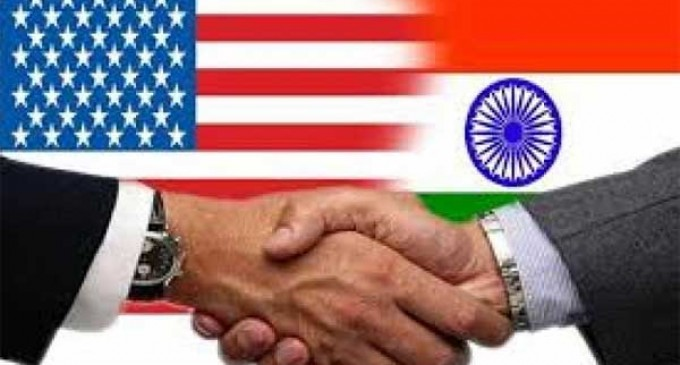 India, US vow to boost defence ties