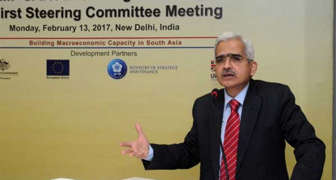 Working on increasing exports to China: Shaktikanta Das