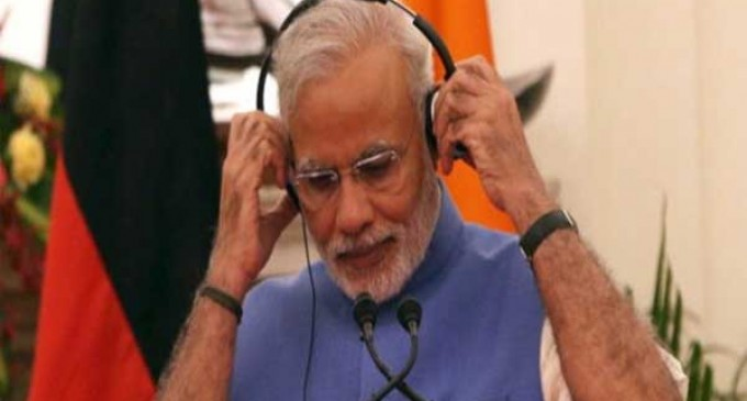 Modi extends greetings on World Radio Day