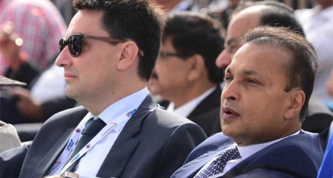 Anil Ambani, UAE PM discuss trade, investment