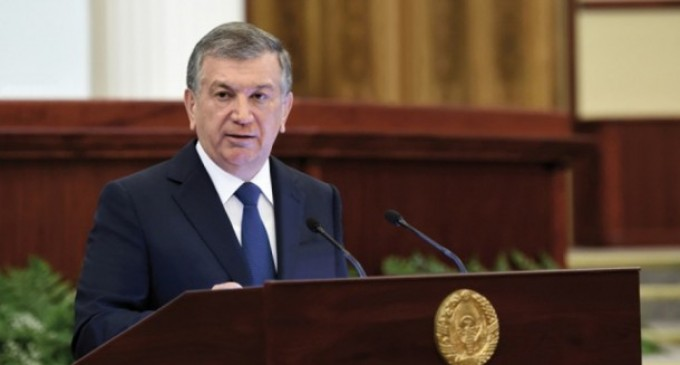 We will overcome cohesively all difficulties together with our people – Shavkat Mirziyoyev, President of Uzbekistan