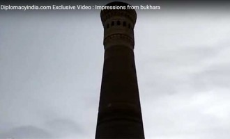 Diplomacyindia.com Exclusive Video : Impressions from bukhara