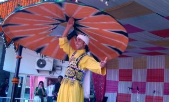 Diplomacyindia.com Exclusive Video : Egyptian Artist Performing at SurajKund Mela 2017