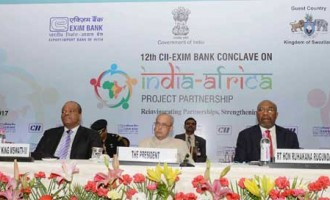 President of India Inaugurates the 12th CII-EXIM Bank Conclave on India Africa Project Partnership