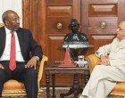 Prime Minister of Uganda Calls on President