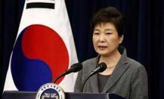 S.Korean President removed from office
