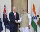 India, Australia hold delegation-level bilateral talks