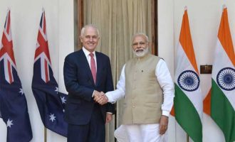 India, Australia hold delegation-level bilateral talks