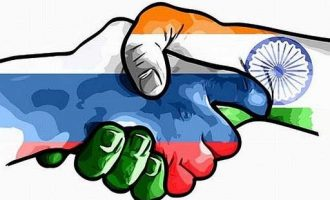 India-Russia celebrate 70 years of friendship