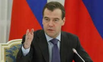 Indians can enter Russia's far east without visa: Medvedev