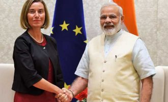 India, EU agree to boost security cooperation