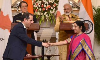 India, Cyprus sign four agreements, call for enhanced cooperation