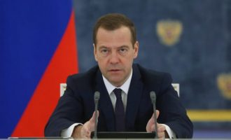Indians can enter Russia's far east without visa : Russian PM Medvedev