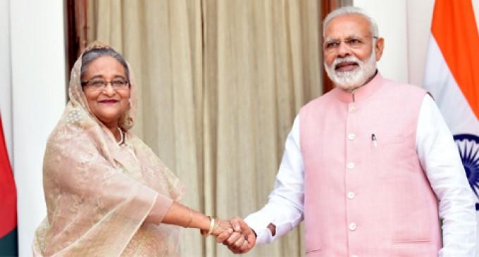 India, Bangladesh sign 22 agreements