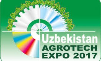 Uzbekistan Agrotech Expo to start from 30 May – 02 June 2017 in Tashkent