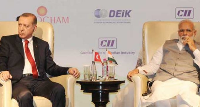 Turkey keen on free trade deal with India
