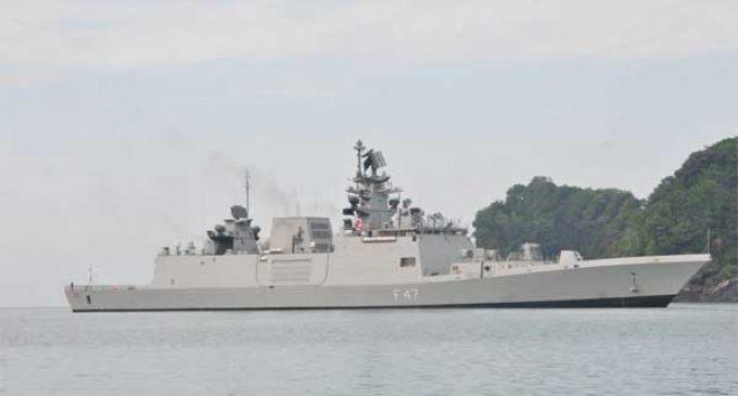 Indian Naval ships visit Malaysia
