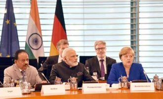 India, Germany hold Inter-Governmental Consultations