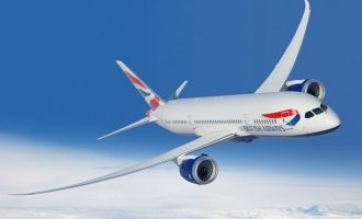 British Airways sends vital oxygen supplies to India