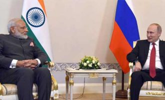 India-Russia annual bilateral summit begins