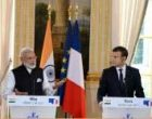India, France pledge to take Paris accord forward