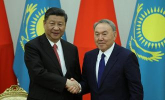 China, Kazakhstan sign cooperation deals worth over $8 billion