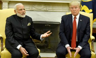 India's benefit lies in strong America : PM Modi