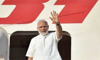 Modi arrives in Germany for G20 Summit