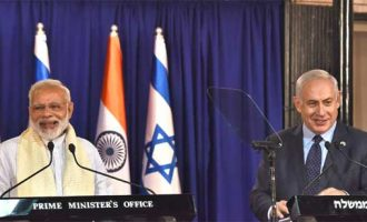 India's Adventz Group signs MoU for Israel's light rail