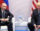 Trump, Putin discussed sanctions, says White House