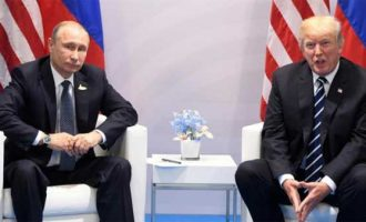 Trump, Putin discussed sanctions, says White House