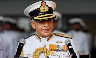 Navy chief begins visit to Mozambique, Tanzania