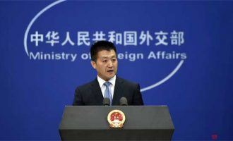 China says it is open for talks with India
