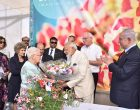 PM Modi visits Israeli flower farm, chrysanthemum named after him