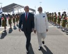 Modi on ground breaking visit to Israel – first by an Indian PM