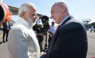 Friendship between India, Israel natural, says Netanyahu welcoming Modi