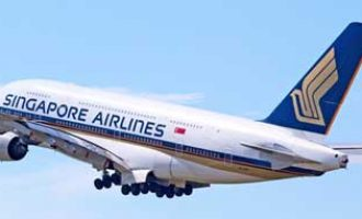 Singapore Airlines to unveil A-350 services to India from July 1