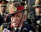 Indian Army chief to visit Kazakhstan, Turkmenistan
