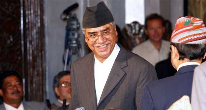 Nepali PM to visit India on August 23