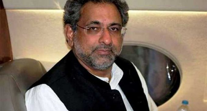 Shahid Abbasi takes over as Pakistan's 18th PM