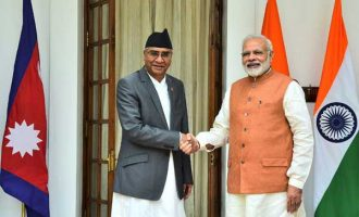 Nepal-India defence cooperation interdependent: Modi