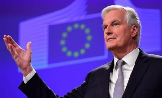 No decisive progress in Brexit talks : EU negotiator