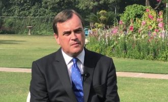 Britain admires India's stretching renewable targets : Envoy
