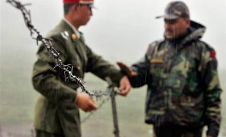 India confirms 'incident' on China border