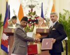 Two new India-Nepal power transmission lines launched
