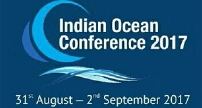 India calls for peaceful, secure Indian Ocean